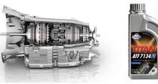 Fuchs TITAN ATF 7134 FE para caixas Mercedes a partir de 2010