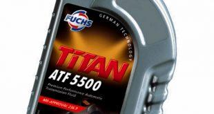 TITAN ATF 5500 da Fuchs para transmissões automáticas cumpre exigentes normas nos pesados