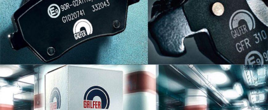 AZ Auto reforça gama com marcar de travagem Galfer