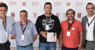 Bruno Martins vence Optifuel Challenge 2017 em Portugal