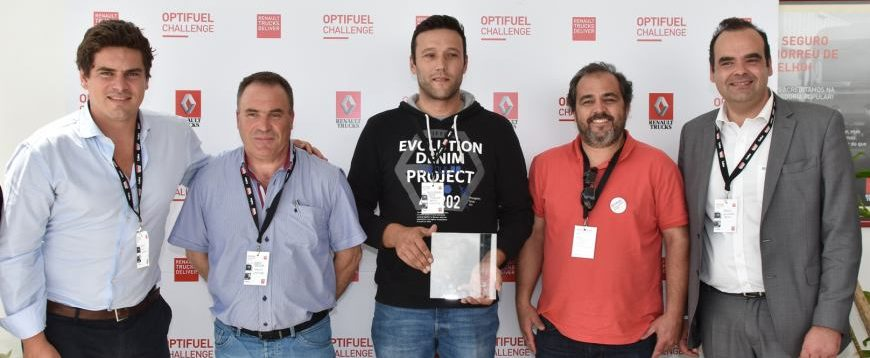 Bruno Martins vence Optifuel Challenge 2017 em Portugal
