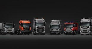 Scania é líder de mercado pelo quarto ano consecutivo