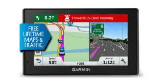 Garmim apresenta navegação avançada com DriveAssist 50LMT