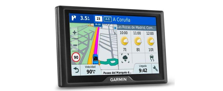 Garmin apresenta novidades na gama Drive