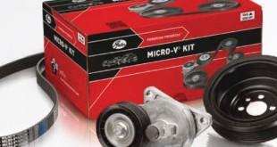 Alecarpeças comercializa nova gama Kits Correias Auxiliares com Bomba Água da Gates