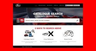 Gates reformula catálogo de peças online