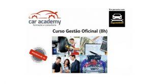 Car Academy e Oficina Tiagorochauto dinamizam formação para oficinas