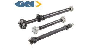 Novo eixo longitudinal para Sprinter, Crafter e LT II da GKN