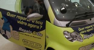 Serviço Repair & Go da Glassdrive em crescimento