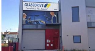 Nova Glassdrive de Almada