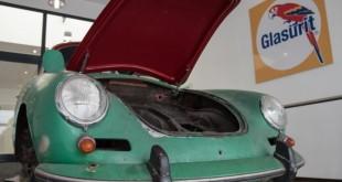 RCC apresenta Porsche emblemático com Glasurit