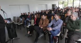 Amaral & Delgado e Glasurit apresentam novos vernizes