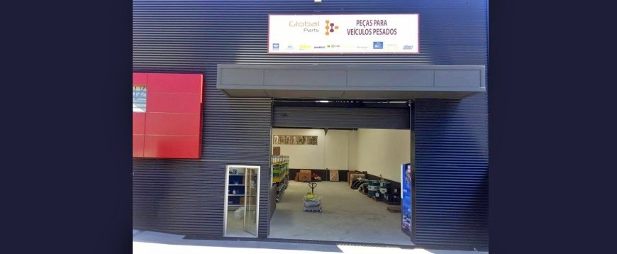 Global Parts abre nova filial em Leiria