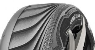 Goodyear apresenta o futuro dos pneus… com mobilidade!!!