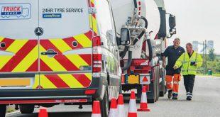 Serviceline24h da Goodyear reduz tempo imobilização dos camiões
