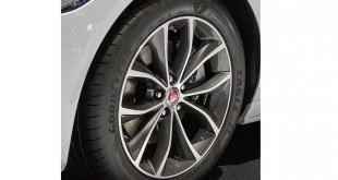 Goodyear Eagle F1 Asymmetric no Jaguar XF