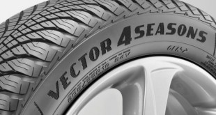 Goodyear apresenta novo Vector 4Seasons