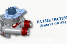 Metelli introduz novas referências para bombas de água Audi e Volkswagen