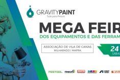 Gravity Paint realiza Mega Feira de equipamentos para o setor da chapa e pintura