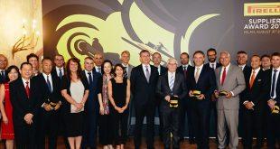 Pirelli Supplier Awards volta a premiar os melhores fornecedores da empresa