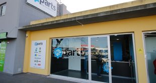 GR Parts abre segunda loja em Mafra