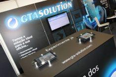 GTA Solution mostrou duas novidades no Expomecânica