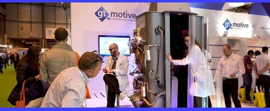 GT Motive mostra transformação digital na oficina na Motortec