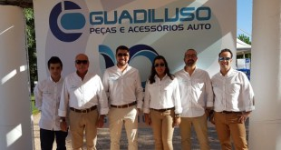 "Guadiluso comemorou 10 anos entre ""amigos"""