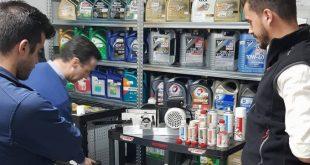 Guadiluso faz demonstrações de produtos Oxycedet