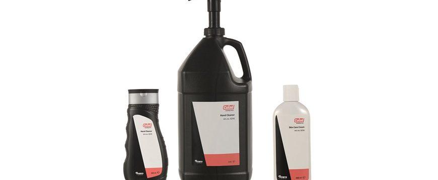 Colad apresenta novas soluções de limpeza e tratamento das mãos