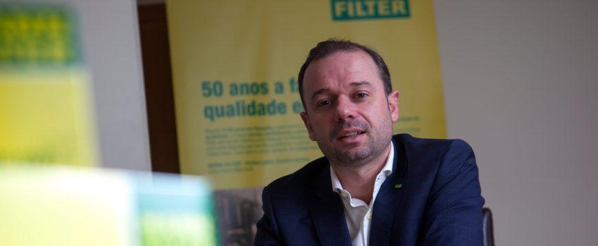 """""""Reforçámos a nossa distribuição para continuar a crescer este ano"""", Hélder Pereira, MANN-FILTER"""