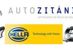 Autozitânia comercializa gama completa de iluminação Hella