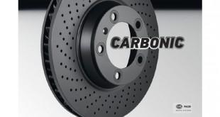 Hella Pagid apresenta nova gama de discos de carbono