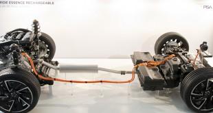 Grupo PSA apresenta soluções para híbridos e elétricos (com vídeos)