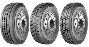 Gripen Wheels lança pneus de pesados Hilo no mercado Ibérico
