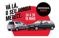 """Honda """"chama"""" clientes às oficinas no Honda Days"""