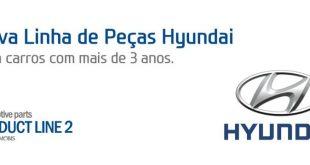 Hyundai reforça em Portugal peças Product Line 2