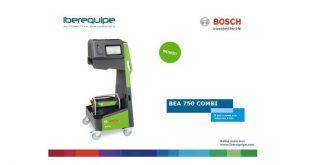 Iberequipe apresenta Bosch BEA 750 Combi