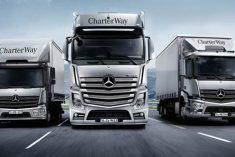 Mercedes-Benz Charterway celebra 25 anos