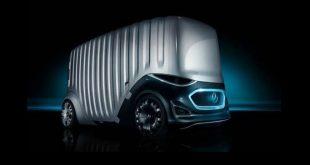 Mercedes-Benz Vans apresenta o Vision URBANETIC