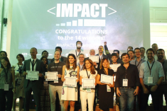 Tecnologia da Stratio premiada pela Impact Growth