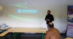 Impoeste e Brilho Suplementar dinamizam ação Nexa Autocolor