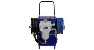 Imprefil apresenta equipamento de transferência de combustível