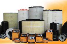 Filtros GFT na gama de produtos da Imprefil