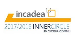 Incadea integra Microsoft Dynamics Inner Circle