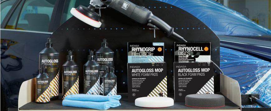 Autogloss é nova linha de produtos de polimentos da Indasa (com fotos)