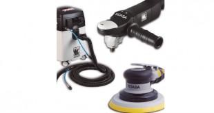 Indasa introduz novas ferramentas para oficinas de repintura