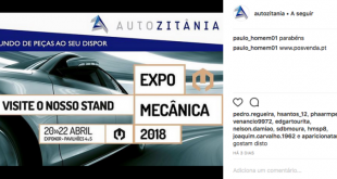 Autozitânia reforça aposta nas redes sociais com presença também no Instagram