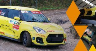 Interescape desenvolve escape para novo modelo Suzuki Swift Sport