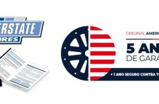 Safame dá 5 anos de garantia adicional nos pneus Interstate
